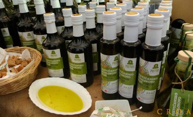 GAST 2017, PZ Postira, maslinovo ulje