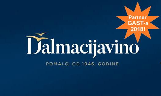 Sajam GAST 2018, Dalmacijavino