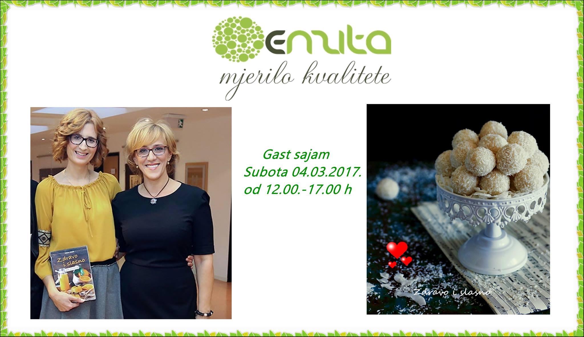 GAST 2017, Anita Šupe, bez glutena
