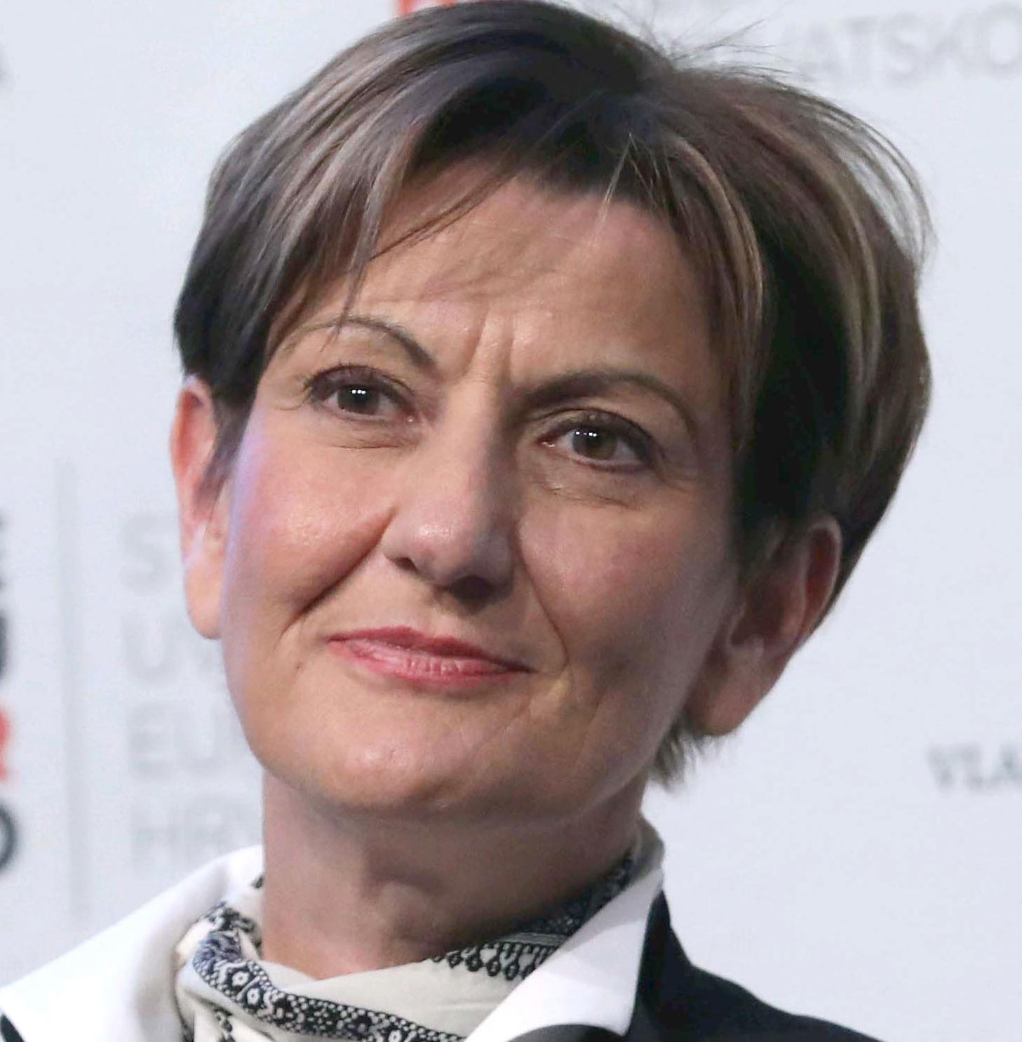 Martina Dalić, potpredsjednica Vlade RG i ministrica gospodarstva