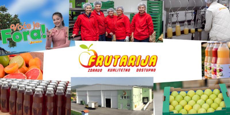 GAST 2018, Frutarija