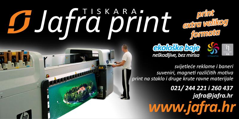 GAST 2018, Jafra Print